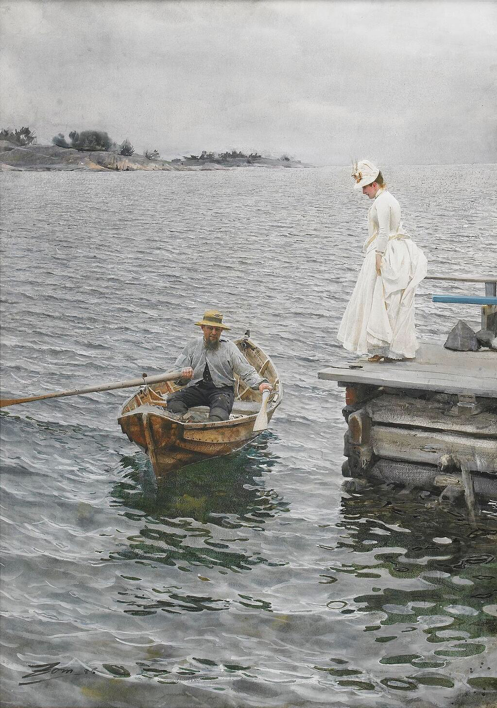 undefined - Anders Zorn