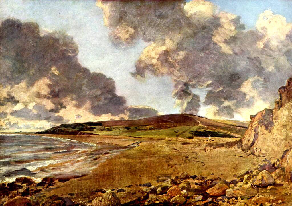 Weymouth Bay - John Constable