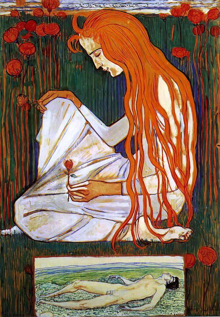 The Dream - Ferdinand Hodler