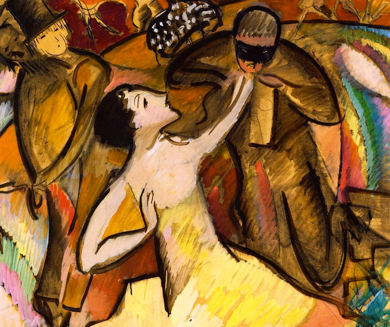 At the Ball - Alice Bailly