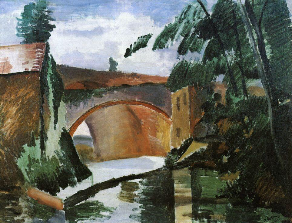 The River - Andre Derain