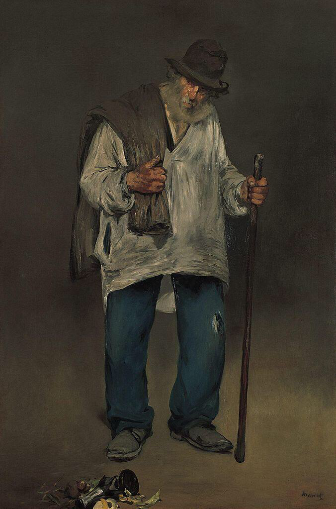 The Ragpicker - Édouard Manet