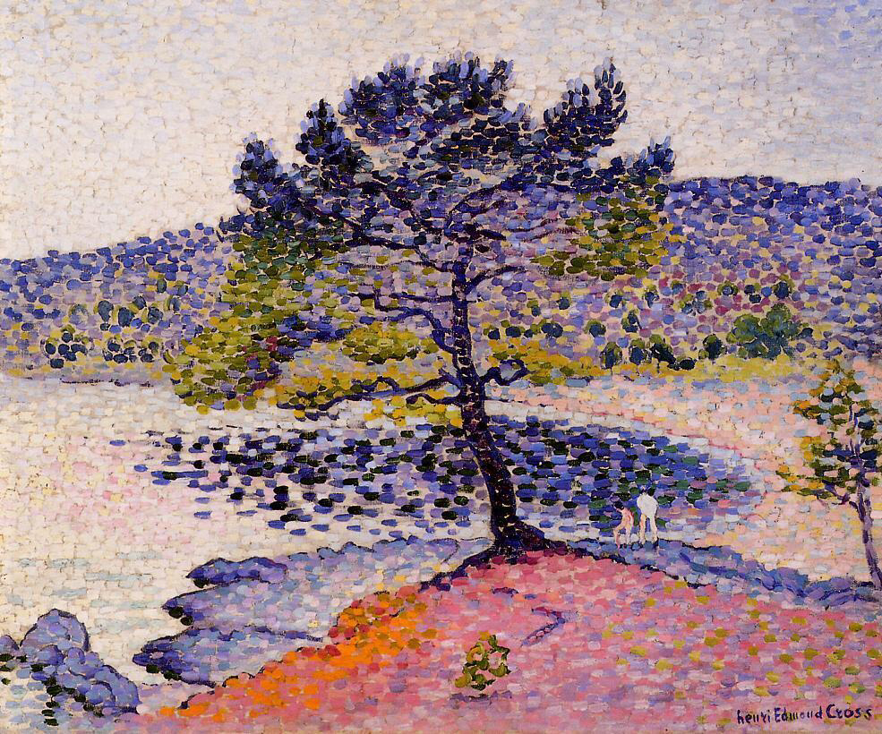 The Beach, Evening - Henri-Edmond Cross