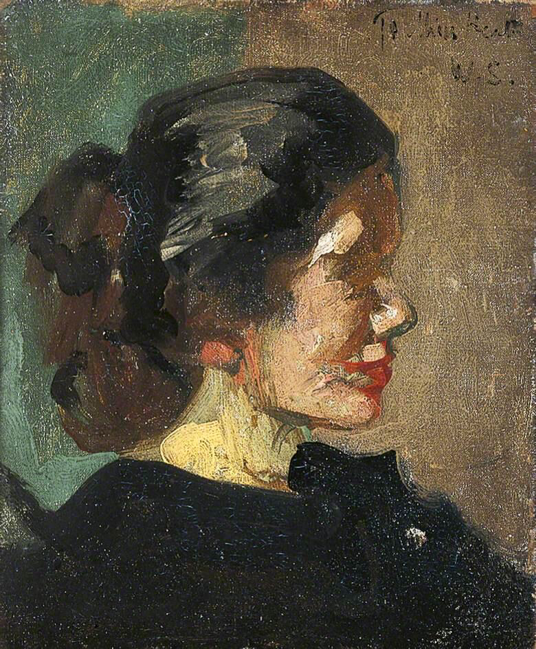 Ellen Heath - Walter Richard Sickert
