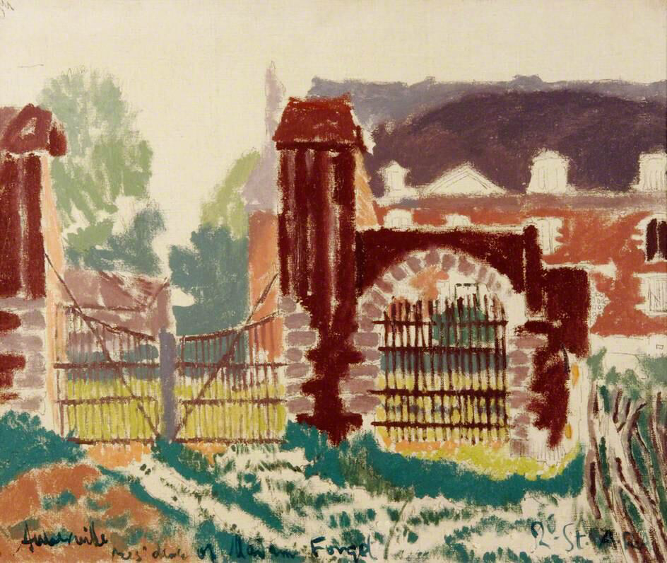 Auberville - Walter Richard Sickert