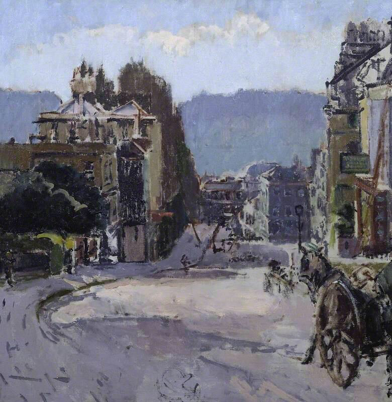 Belvedere, Bath - Walter Richard Sickert