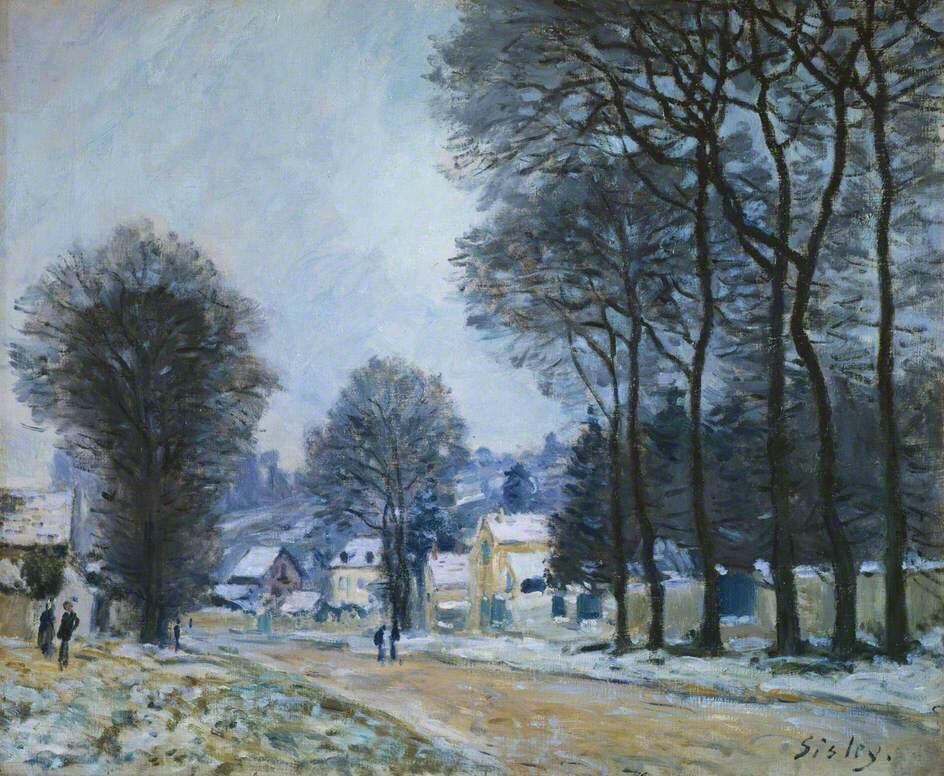 undefined - Alfred Sisley