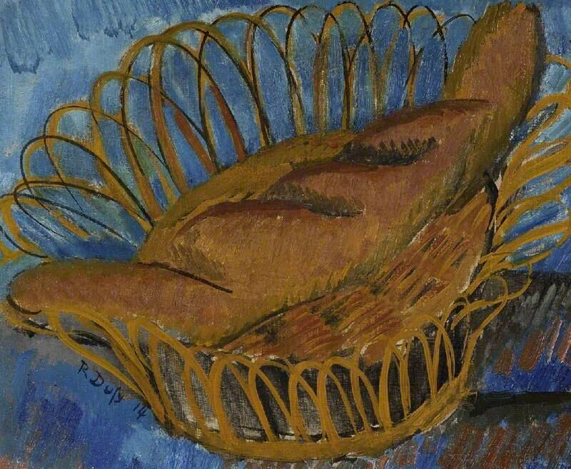 The Basket of Bread - Raoul Dufy