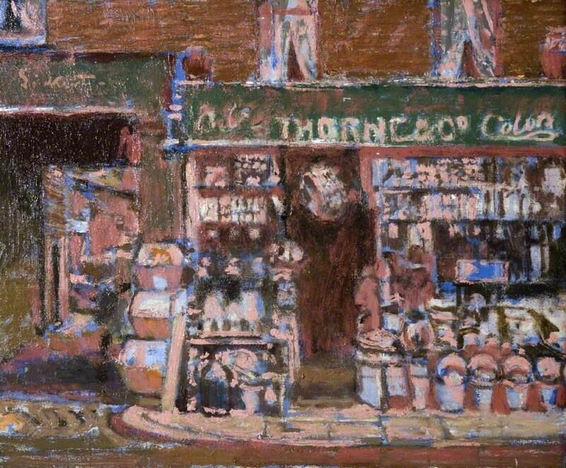 Barnsbury - Walter Richard Sickert