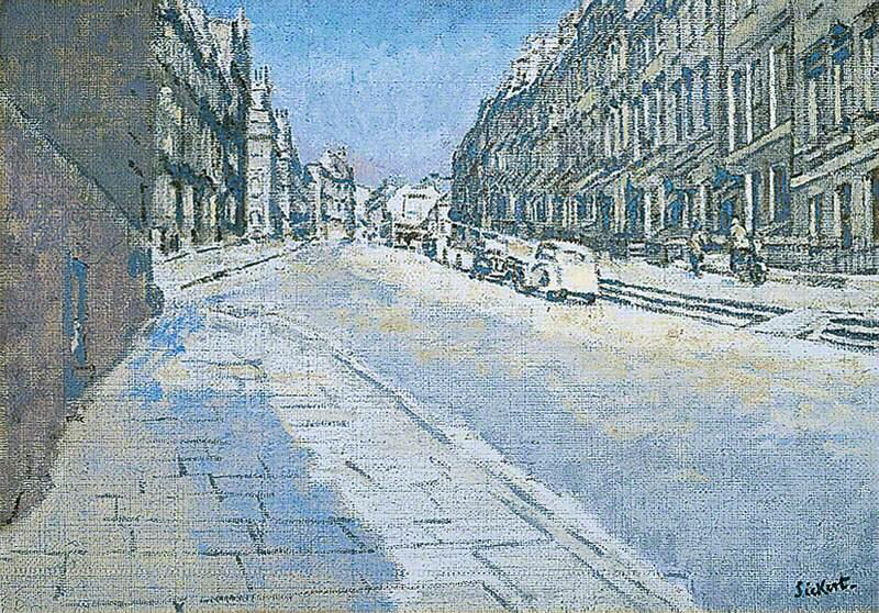 Belmont, Bath - Walter Richard Sickert