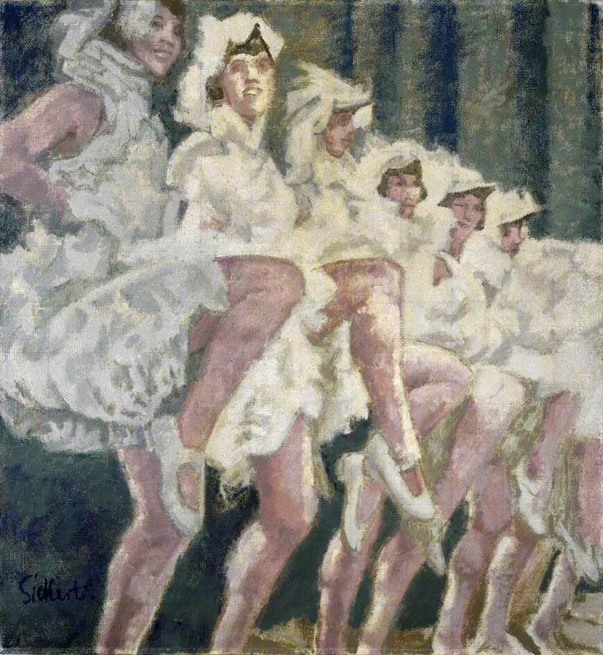 High-Steppers - Walter Richard Sickert
