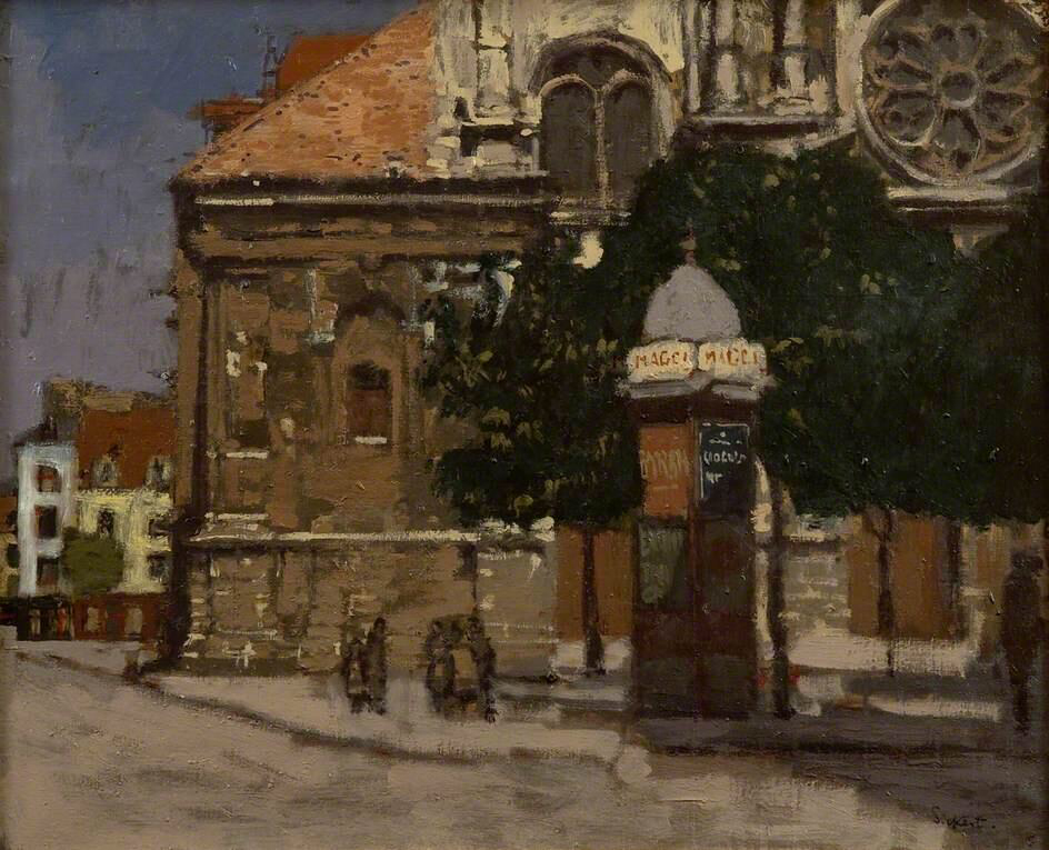Saint Rémy - Walter Richard Sickert
