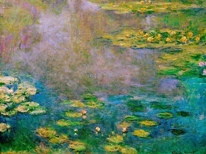 Ninfee - Claude Monet