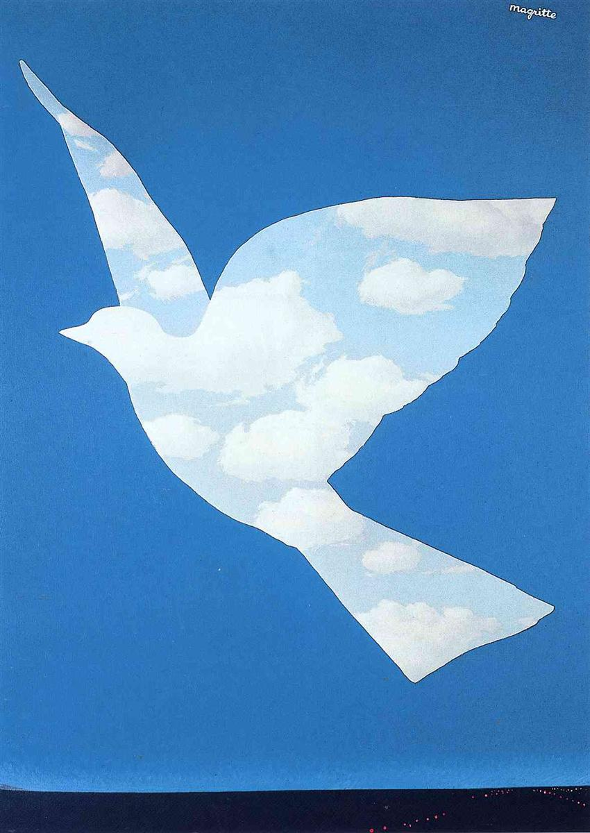 The Promise - Rene Magritte