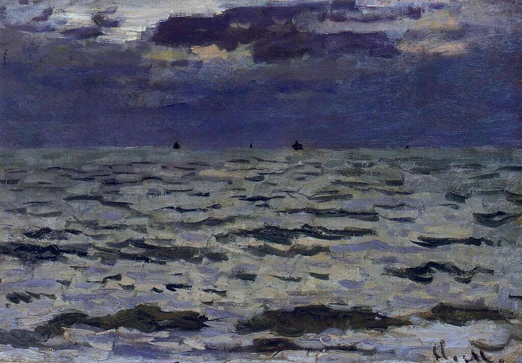 Marina - Claude Monet