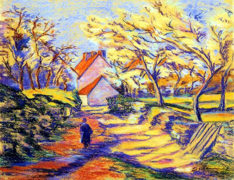 undefined - Armand Guillaumin