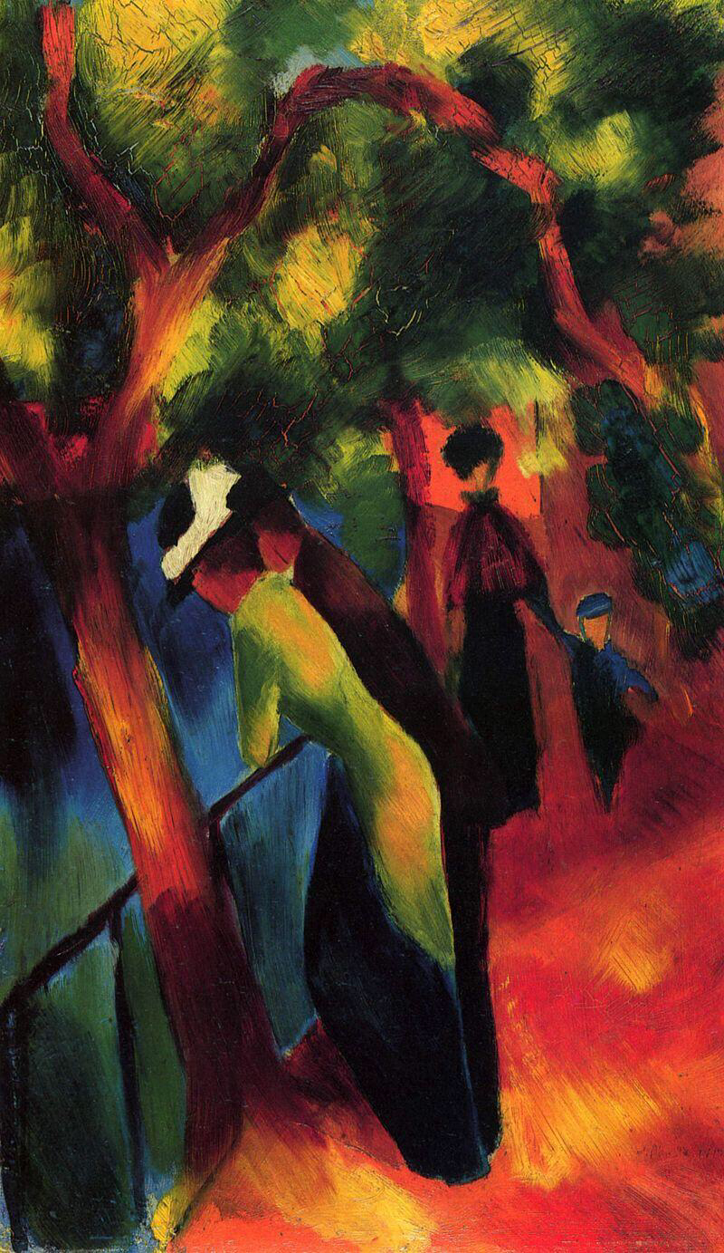 undefined - August Macke