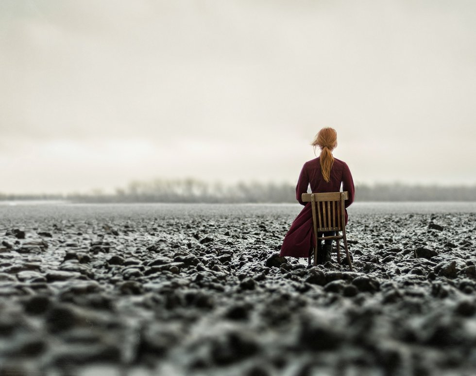 About long waiting. Ann by Inna Mosina - About long waiting